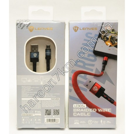 N70 micro-USB кабель Android LENYES LC905V